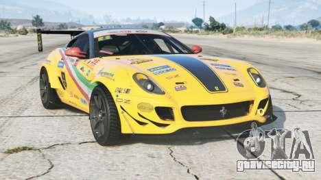 Ferrari 599 GTB Fiorano〡Formula Drift〡add-on