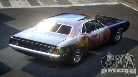 Plymouth Cuda SP Tuning S8 для GTA 4