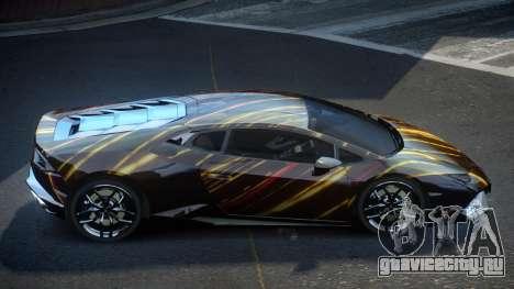 Lamborghini Huracan GST S10 для GTA 4