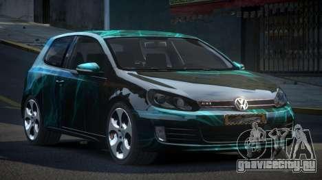 Volkswagen Golf GST S7 для GTA 4