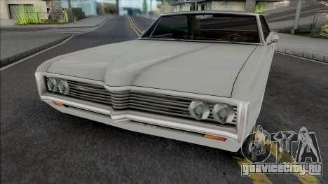 Darlington (Beater Variant) для GTA San Andreas
