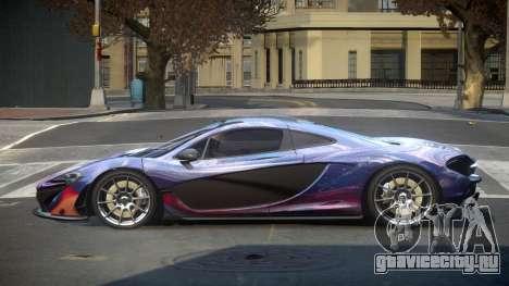 McLaren P1 ERS S2 для GTA 4