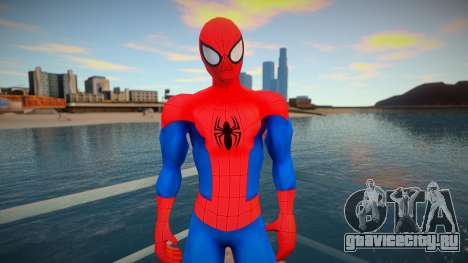 Spider-Man (Disney XD) для GTA San Andreas