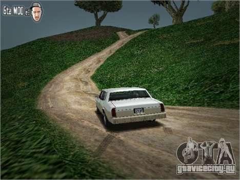 Unreal Texture Mod для GTA San Andreas