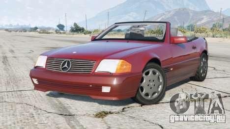 Mercedes-Benz 600 SL (R129) 1991〡add-on v1.2