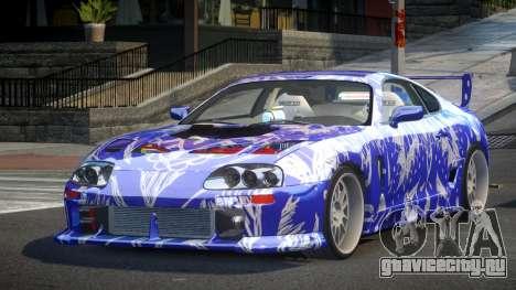 Toyota Supra iSI S9 для GTA 4