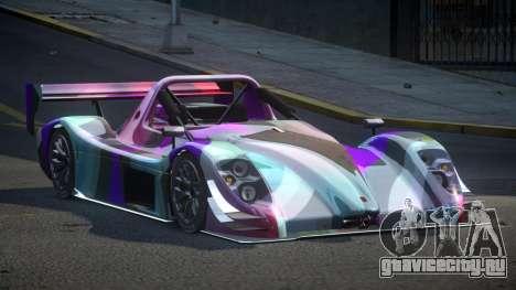 Radical SR8 GII S7 для GTA 4