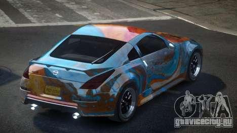 Nissan 350Z iSI S5 для GTA 4