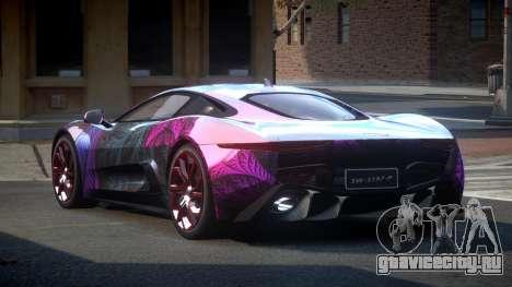 Jaguar C-X75 SP-U S10 для GTA 4
