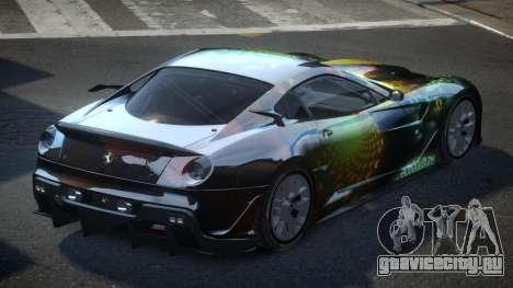 Ferrari 599 BS-U-Style S5 для GTA 4