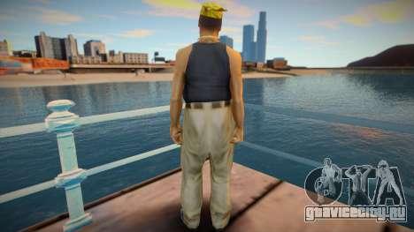 New lsv2 skin для GTA San Andreas
