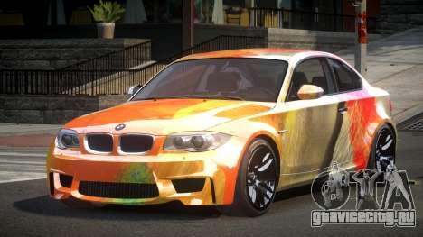 BMW 1M E82 SP Drift S8 для GTA 4