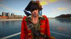 Leon Kennedy Pirate для GTA San Andreas