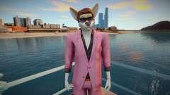 Random Furry Skin для GTA San Andreas