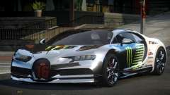 Bugatti Chiron GS Sport S2 для GTA 4