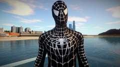Spiderman 2007 (Black) для GTA San Andreas