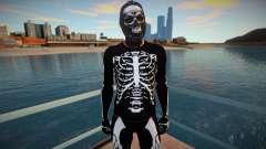 Skully Male [GTA:Online] для GTA San Andreas
