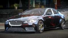 Jaguar XE GST S9 для GTA 4