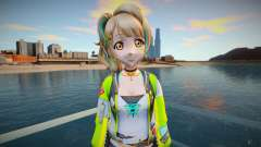 Minami Kotori - Pioneering a New World для GTA San Andreas