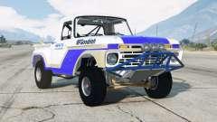 Ford F-100 Flareside Abatti Racing Trophy Truck〡add-on для GTA 5