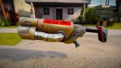 Quake 2 Railgun