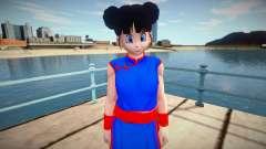 Chi-Chi from Dragon Ball Xenoverse 2 для GTA San Andreas