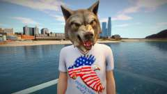 Guy 35 from GTA Online для GTA San Andreas