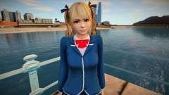 DoA5:LR Marie Rose - Tenkubashi для GTA San Andreas