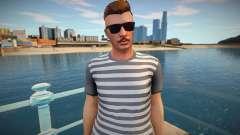 Guy 30 from GTA Online для GTA San Andreas