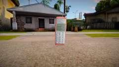 Nokia 1100 для GTA San Andreas