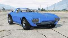 Chevrolet Corvette Grand Sport roadster 1963〡add-on для GTA 5