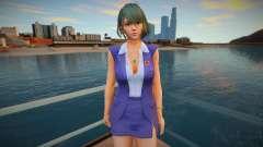 DOAXVV Tamaki - Secret Repor v4 для GTA San Andreas