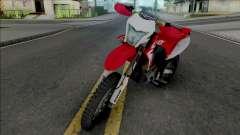Honda CRF 150L для GTA San Andreas