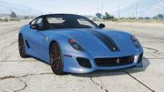 Ferrari 599 GTO 2010〡add-on для GTA 5
