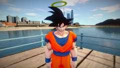 Goku Skin v2 для GTA San Andreas