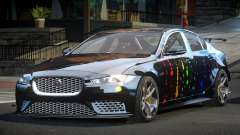 Jaguar XE GST S4 для GTA 4