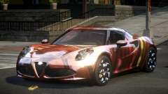 Alfa Romeo 4C U-Style S6 для GTA 4