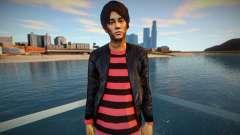 Japan skin для GTA San Andreas
