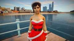 Lara Croft: New Year для GTA San Andreas