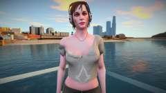 Rebecca Crane для GTA San Andreas