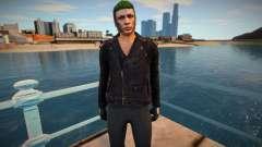 Biker 4 from GTA Online DLC: Bikers для GTA San Andreas