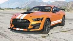 Ford Mustang Shelby GT500 2020〡add-on для GTA 5