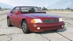 Mercedes-Benz 600 SL (R129) 1991〡add-on v1.2 для GTA 5