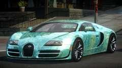 Bugatti Veyron PSI-R S8 для GTA 4