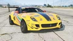 Ferrari 599 GTB Fiorano 2007〡Formula Drift〡add-on для GTA 5