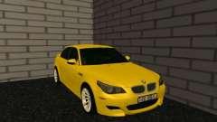 BMW M5 E60 52RUS