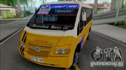 Metalpar Pucara 2000 Detalles 2d для GTA San Andreas