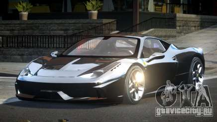 Ferrari 458 SP U-Style для GTA 4