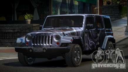 Jeep Wrangler PSI-U S10 для GTA 4