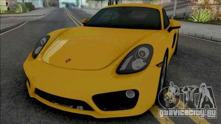 Porsche Cayman S (SA Lights) для GTA San Andreas